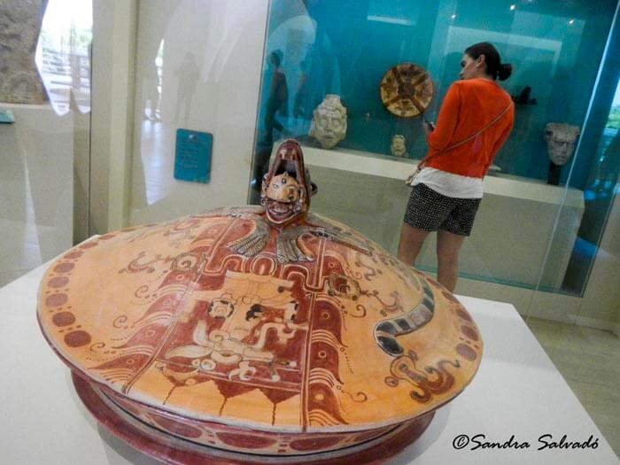 Maya Cancun Museum