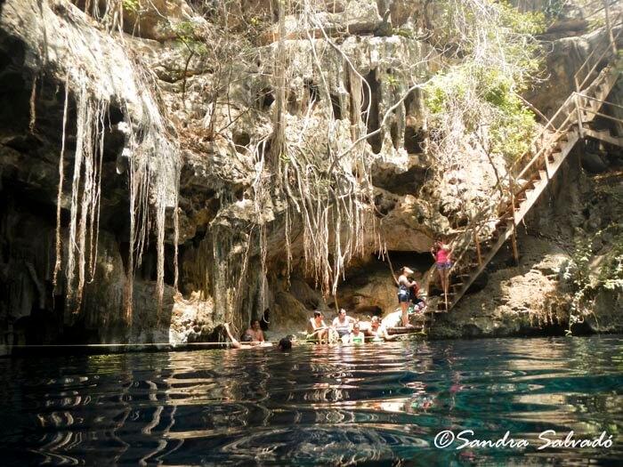 cenote yaal utsil mucuyche
